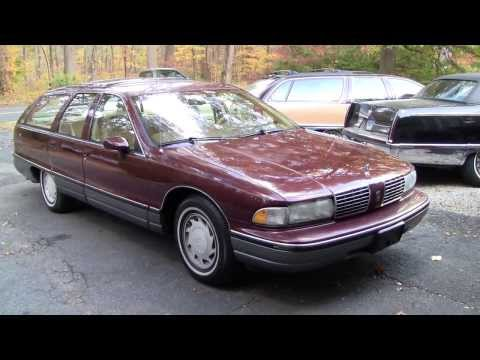 Another B-body Wagon- 1992 Oldsmobile Custom Cruiser