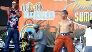 Aaron Fresh Six Flags 2011 Performance Part 2