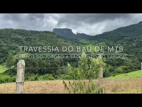 Travessia do Baú 2020