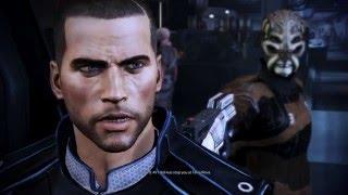 Mass Effect 3 (Male Paragon) - 139 - Act 2 - Citadel: Batarian Codes (Balak)