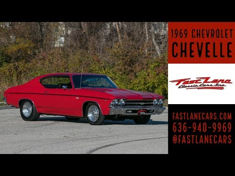 Video of '69 Chevelle - MF5P