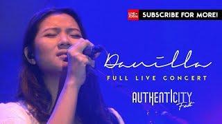 [HD] Danilla   Authenticity 2017 Jogja   FULL LIVE CONCERT [FANCAM]