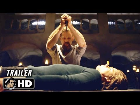THE ORDER Official Trailer (HD) Jake Manley Horror Series