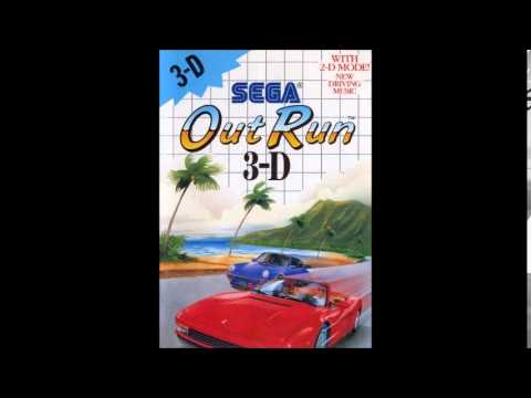 Outrun 3-D - Magical Sound Shower FM [Master System]