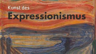Kunst des Expressionismus. Wassily Kandinsky