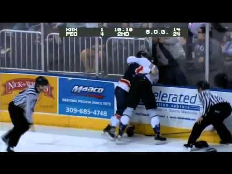 Alec Hagaman vs. Brett Valliquette