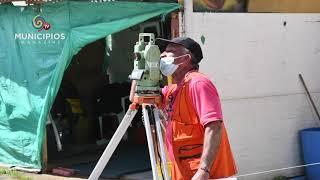 TV MUNICIPIOS – MOSQUERA–CUND. COLOCÓ LA PRIMERA PIEDRA DEL INICIO DE LA OBRA DEL PALACIO MUNICIPAL