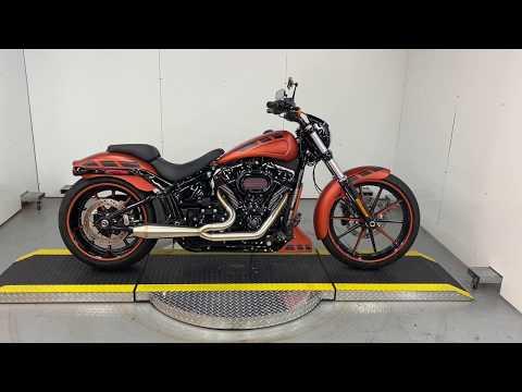 Used 2018 Customized Harley Davidson FXBRS Breakout Custom Kings Bike