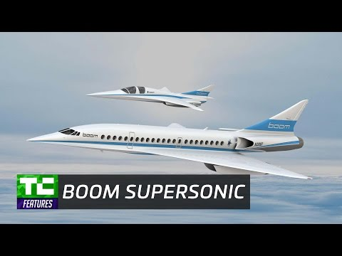 Boom is bringing back commercial supersonic flight