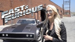 Original Cars from Fast & Furious Movie!!!