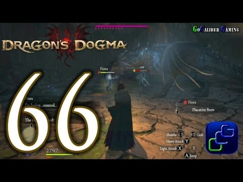 Dragons Dogma Dark Arisen Walkthrough Part 65 Bitterblack Isle