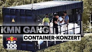 KMN Gang – Das Container Konzert über Den Dächern Berlins