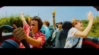 """赤色のグリッター """"海より"""" FULL VERSION (Official Music Video)"""