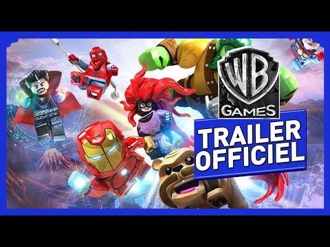 LEGO Marvel Super Heroes 2 - Pack Aventure Black Panther - Trailer Officiel de Lego Marvel Super Heroes 2