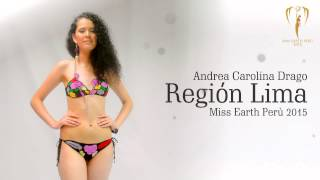 Miss Earth Peru 2015 Contestant Introduction Video