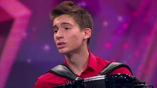 young accordion TaLEnT