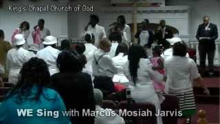 We Sing with Marcus Mosiah Jarvis - 4/5/2015