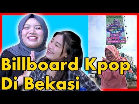 Billboard Kpop Di Bekasi, Siapa sih Dia?   #LLVAdaTamu