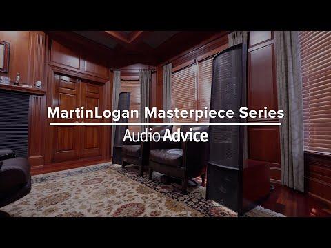 External Review Video c-NCkjkY2Bc for MartinLogan Masterpiece Series Electrostatic Loudspeakers (Renaissance ESL 15A, Expression ESL 13A, & Impression ESL 11A)