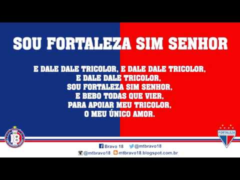 """""""Bravo 18 - Sou Fortaleza Sim Senhor"""" Barra: Bravo 18 • Club: Fortaleza"""
