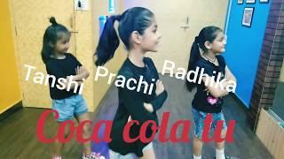 Coca cola: Luka chuppi / kartik A, Kriti S/ Tony kakkar Neha kakkar/ Kids Dance in Mj Dance Academy