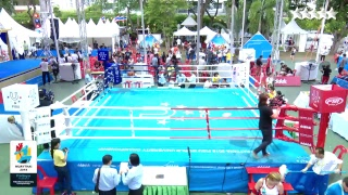 2018 FISU World University Muaythai Championship Day 2