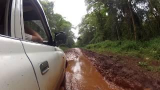 Driving Through Bale Mountains National Park, Ethiopia