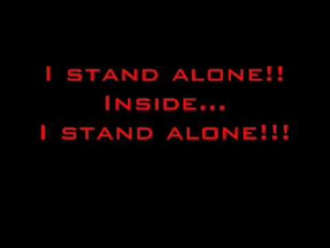 Godsmack- I Stand Alone Lyrics