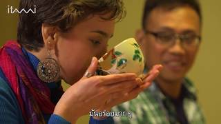 伊丹で体験 伝統的な日本文化 タイ語