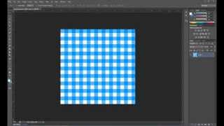 How To Make A Gingham Pattern In Photoshop