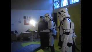 Star Wars Threads Of Destiny 2014 Production Day14 BRoll