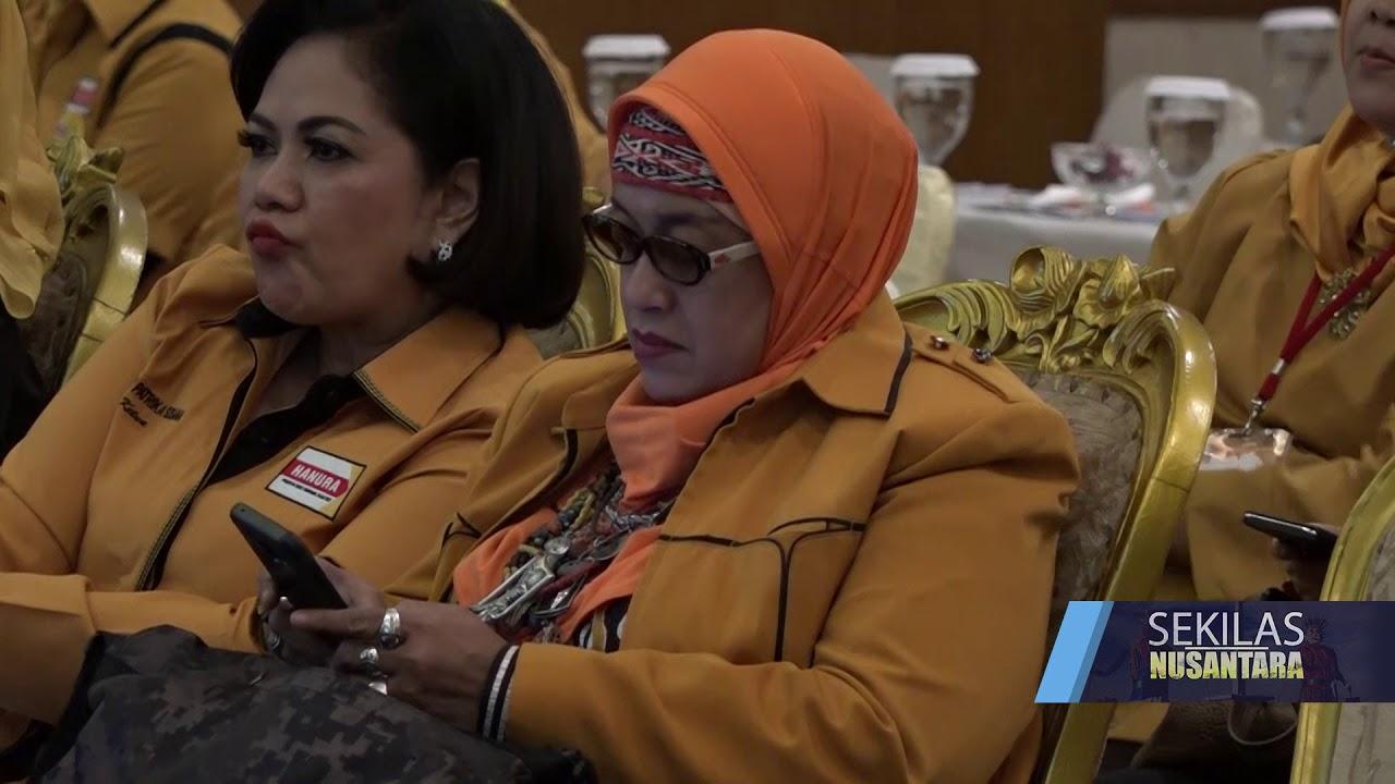 Diklat Perempuan Hanura : Tingkatkan Kualitas Kader Perempuan Calon Legislatif