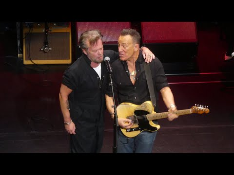 """Glory Days & Dancing in the Dark"" Bruce Springsteen & John Mellencamp@New York 12/9/19"