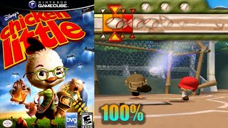 Chicken Little [42] 100% GameCube Longplay