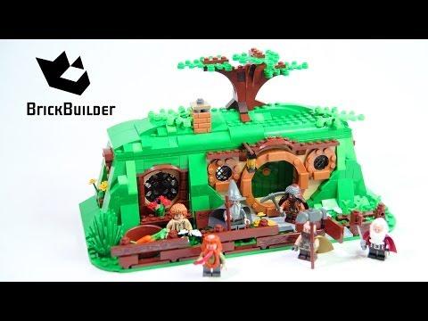 Vidéo LEGO Le Hobbit 79003 : La rencontre à Cul-de-sac