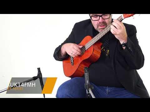 ORTEGA RUK14FMH Akustické ukulele