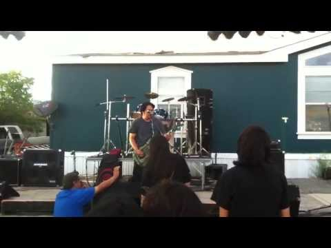 Poison Insanity - Closer [Live Churchrock, NM 08/09/13]