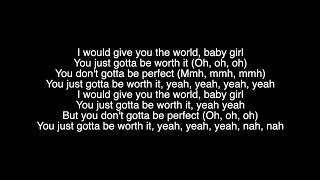 YK Osiris   Worth It Lyrics