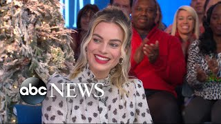 Margot Robbie On The Upcoming Harley Quinn Movie: 'It's A Girl Gang Film'