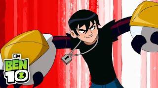 Every Kevin 11 Transformation | Ben 10 | Cartoon Network