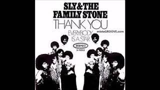 Sly & The Family Stone – Thank You (Falettinme Be Mice Elf Agin) (1969)