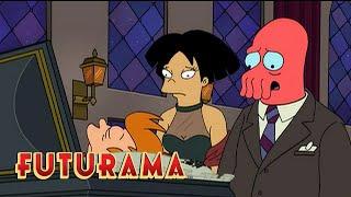 FUTURAMA | Season 5, Episode 9: Fry's Death And Funeral | SYFY