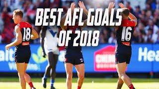 AFL-Best Goals Of 2018