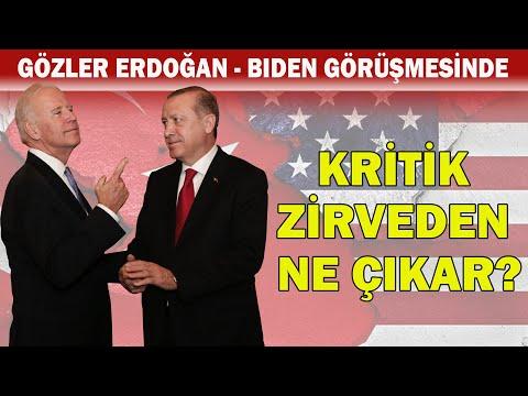 Dünya Gazetesi için Buse Biçer Akbaş ile Erdoğan – Biden görüşmesinin nasıl sonuçlanacağını tartıştık