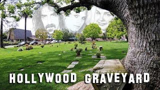 FAMOUS GRAVE TOUR - Westwood #3 (Natalie Wood, Bettie Page, Etc.)