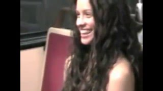 Alanis Morissette - Thank U (Behind The Scenes)