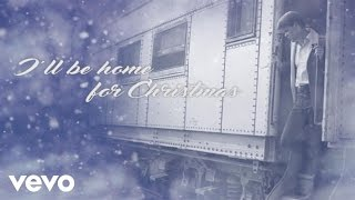 Glen Campbell - I'll Be Home For Christmas (Lyric Video)