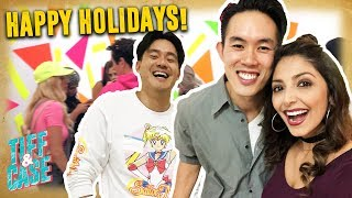 Holiday Parties With YouTubers