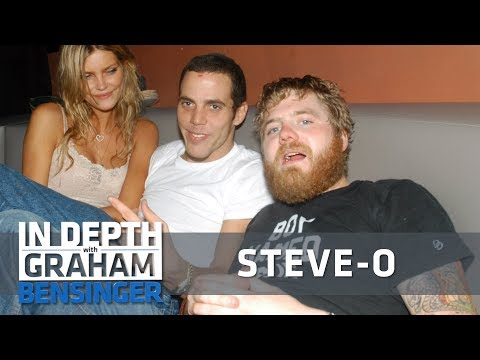 Steve-O on Ryan Dunn's Death
