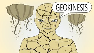 Geokinesis - How to Become an Earthbender and Control the Earth Element